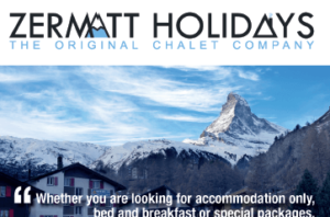 Jacob Design zermatt holidays