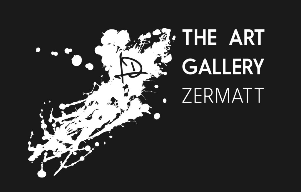The Art Gallery Zermatt - Logo